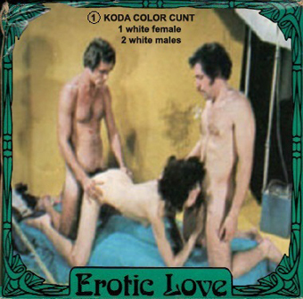 Erotic Love 1 - Koda Color Cunt
