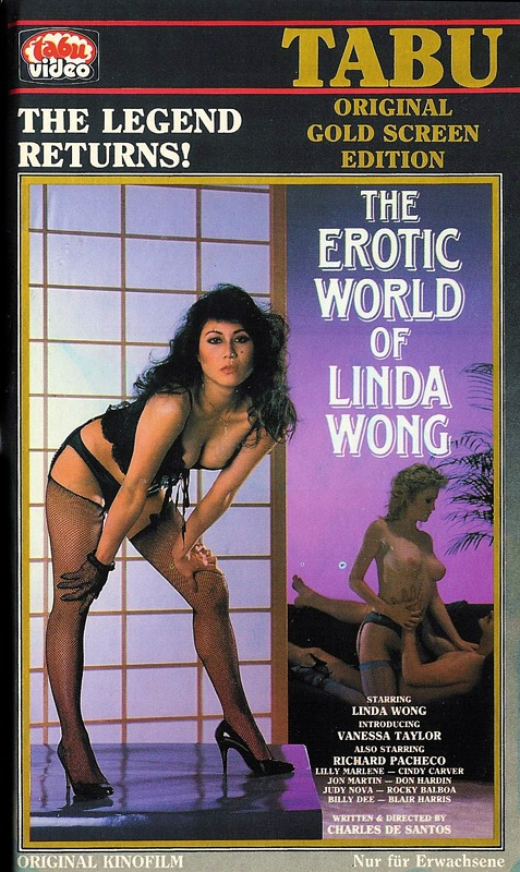 Tabu Video - The Erotic World of Linda Wong - Original Gold Screen Edition