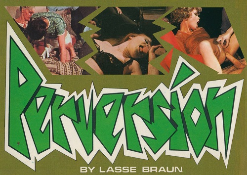 Lasse Braun 108 - Perversion
