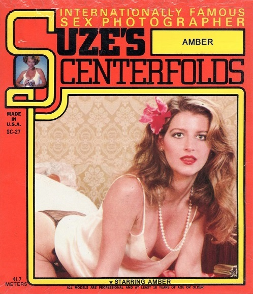 Suze's Centerfolds 22 - Amber