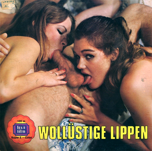Love Film 730 - Wollüstige Lippen