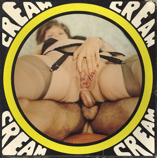 Cream 4 - Eros (black and white version)