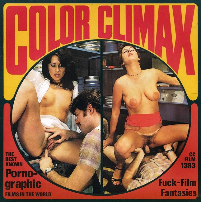 Color Climax Film 1382 - Fuck Film Fantasies (better quality)
