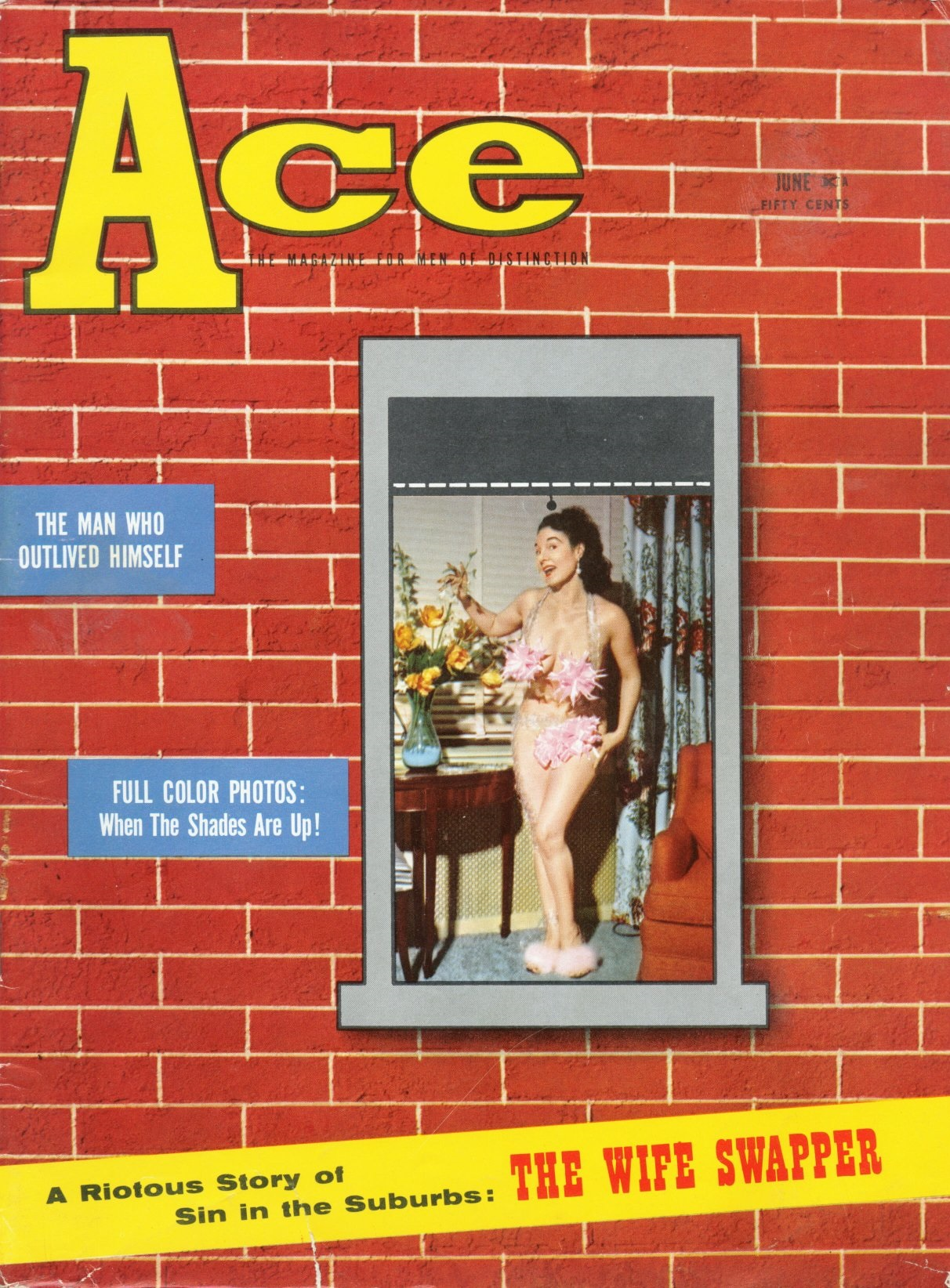 Ace Magazine Vol 03 No 01 - 1959 June
