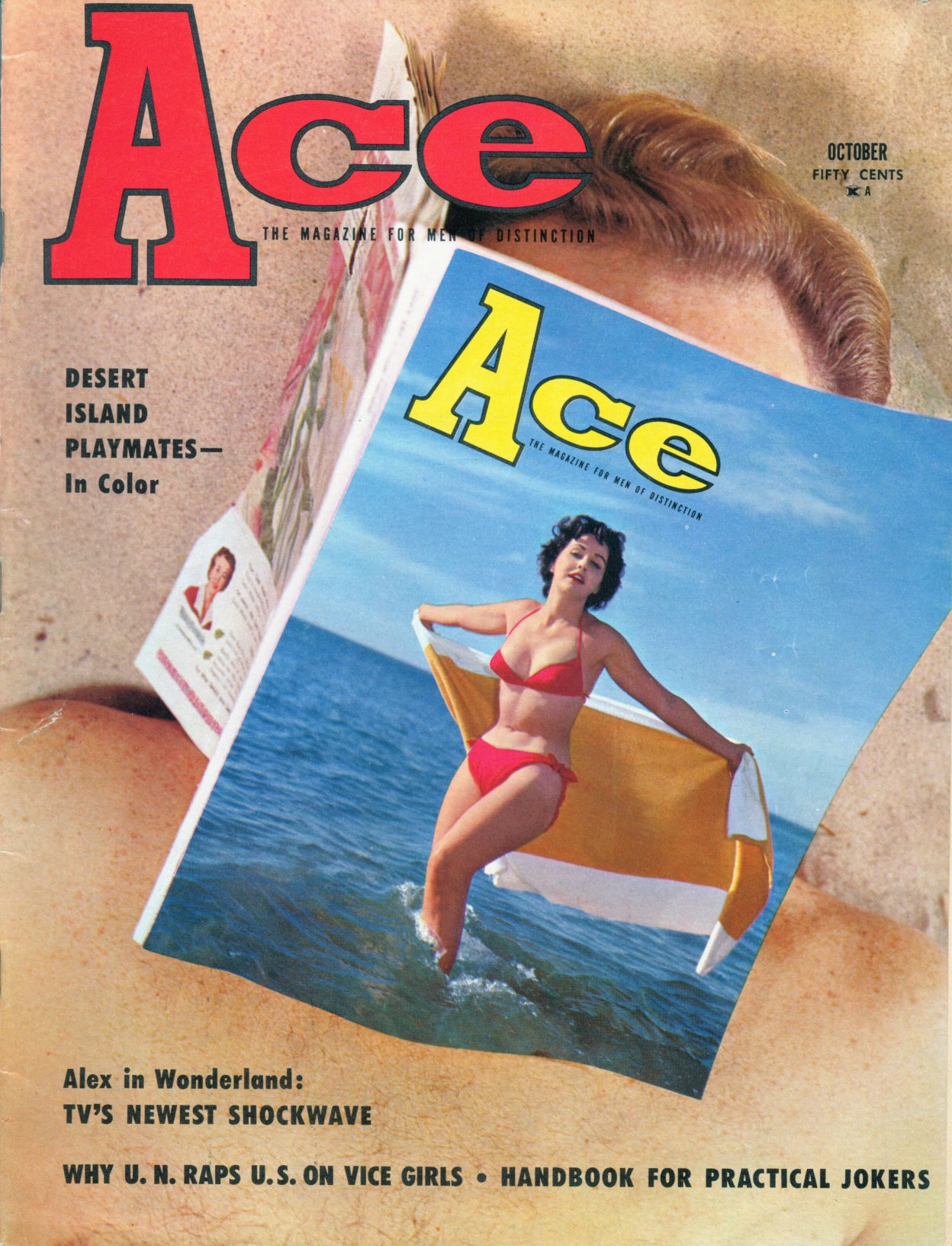 Ace Magazine Vol 03 No 03 - 1959 October