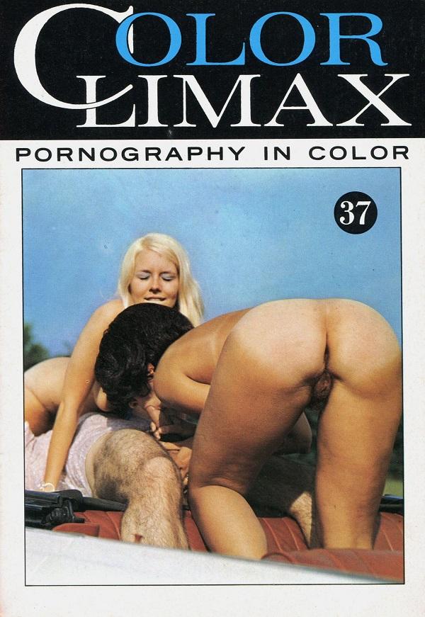 Porn vintage color climax Color climax