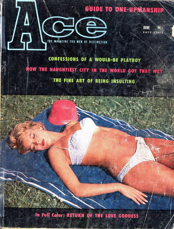 Ace Magazine Vol 05 No 01 - 1961 June
