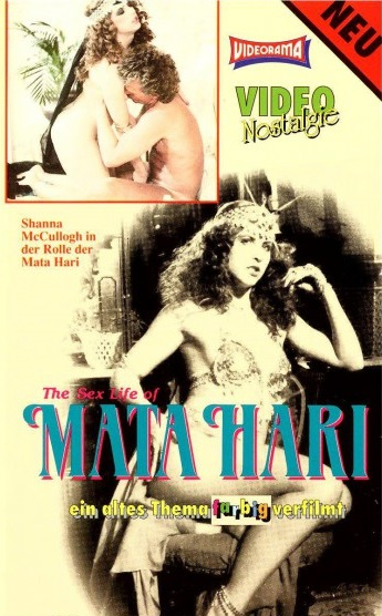 Sex Life of Mata Hari (1987)