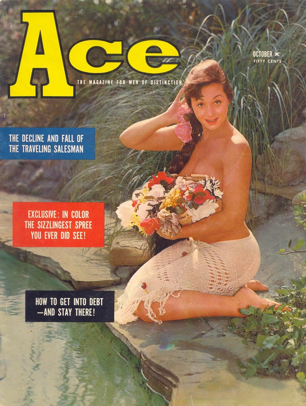 Ace Magazine Vol 04 No 03 - 1960 October