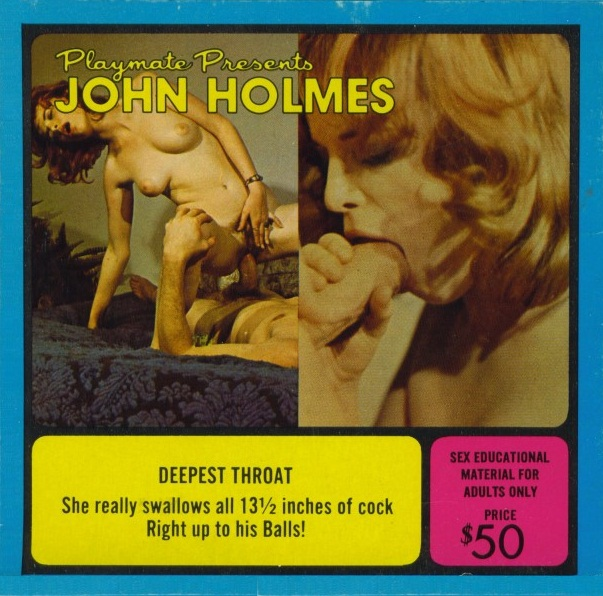 Playmate Presents John Holmes 6 - Deepest Throat (version 2)