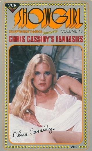 Showgirls Superstars 13 - Chris Cassidy's Fantasies