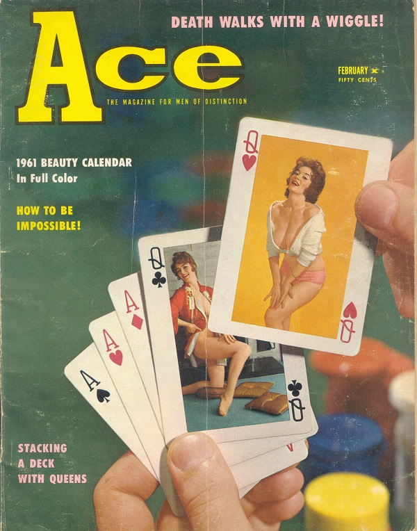 Ace Magazine Vol 04 No 05 - 1961 February