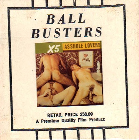 Ball Busters - Asshole Lovers