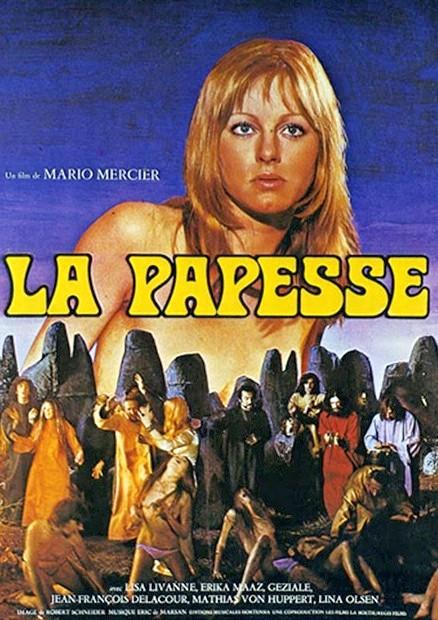 La Papesse (1975)