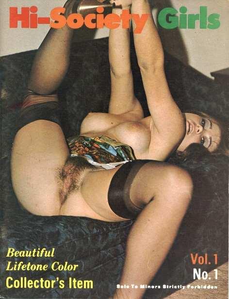 Hi-Society Girls Vol 01 No 01