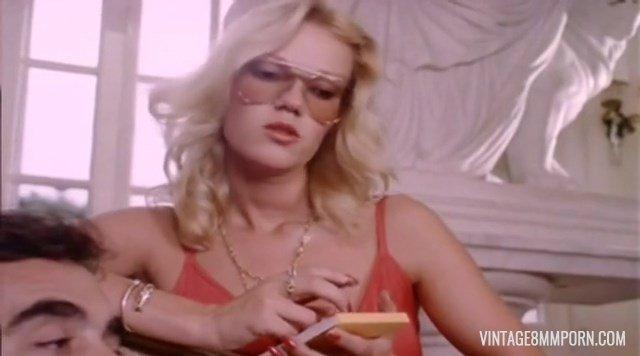 Brigitte Lahaie porn scene
