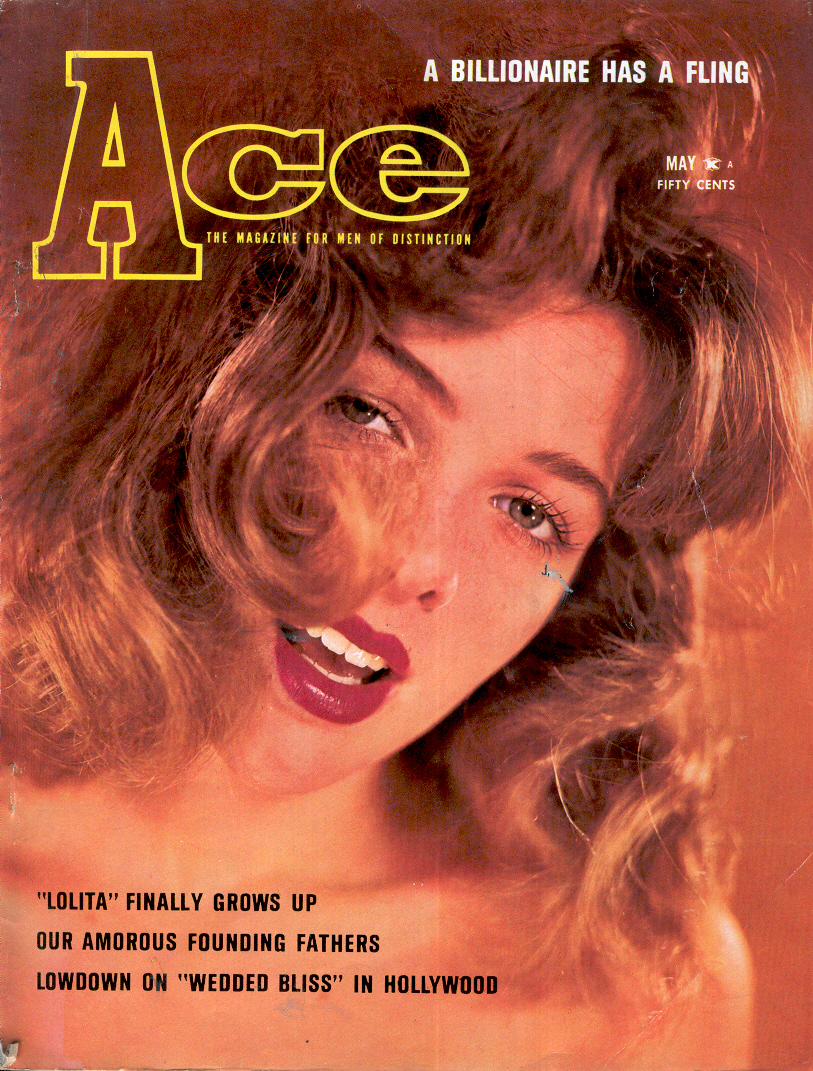 Ace Magazine Vol 06 No 06 - 1963 May
