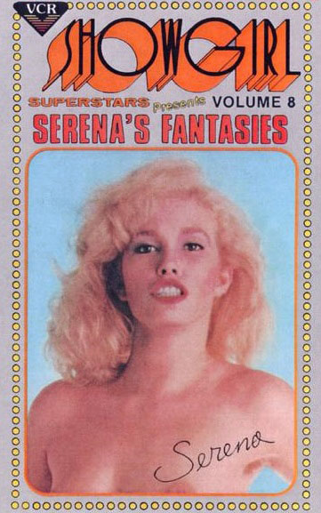 Showgirl Superstars 8 - Serena's Fantasies