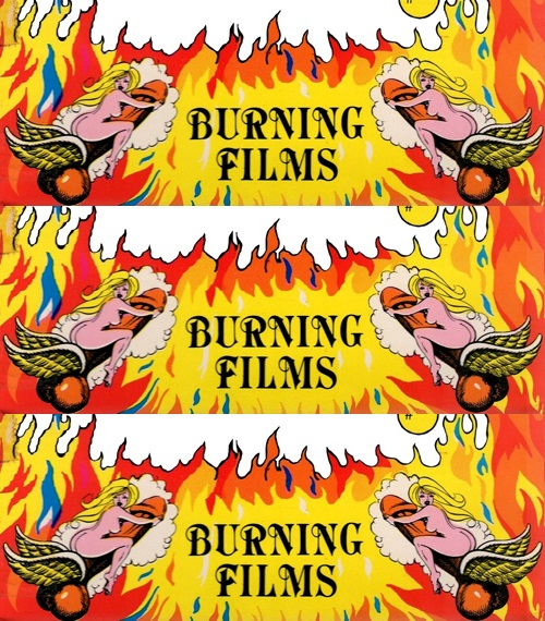 Burning Films 5 - Sorority Girls