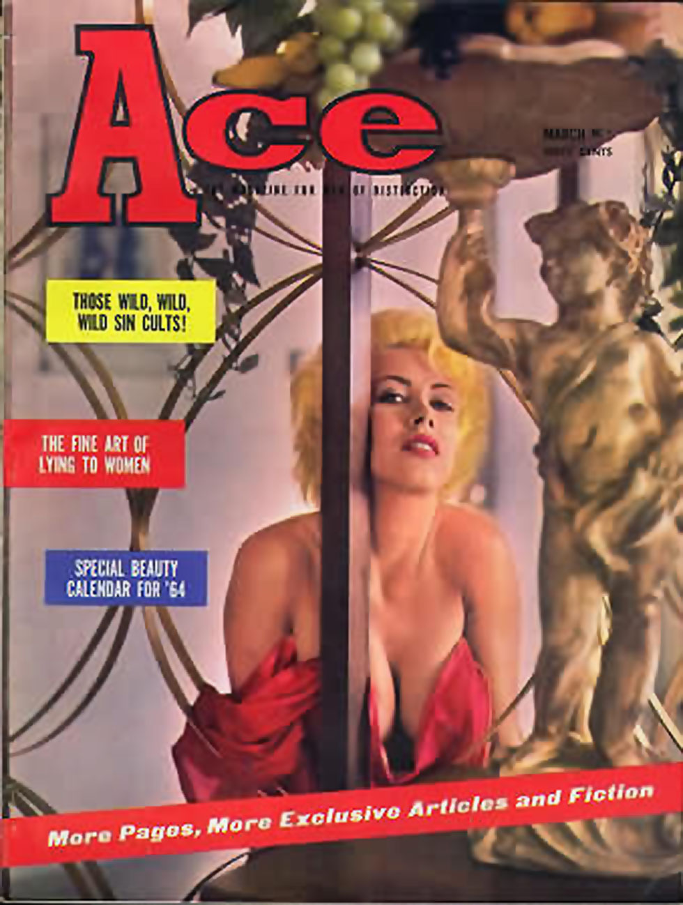 Ace Magazine Vol 07 No 05 - 1964 March