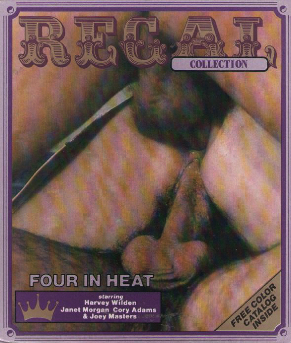 Regal Collection 618 - Four in Heat (better quality)