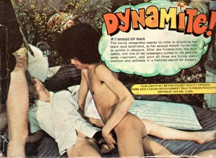 Dynamite 7 - Wings of Man