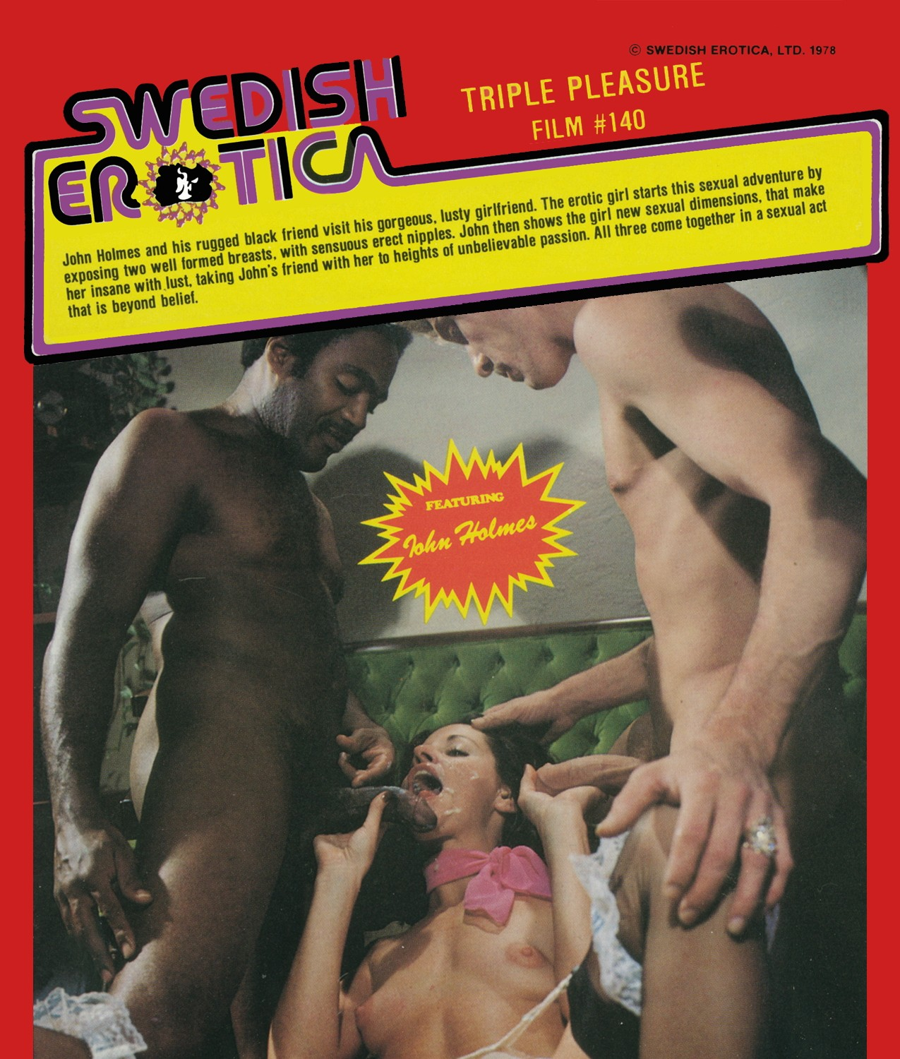 Swedish Erotica 140 - Triple Pleasure (version 2)