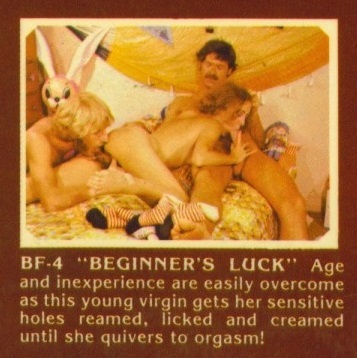 Belle Femme 4 - Beginners Luck (better quality)