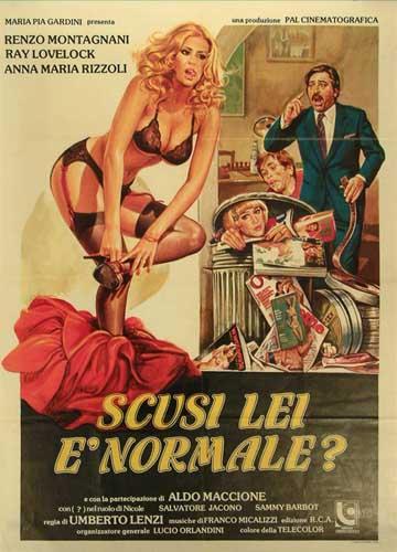 Scusi, lei è Normale (1979)