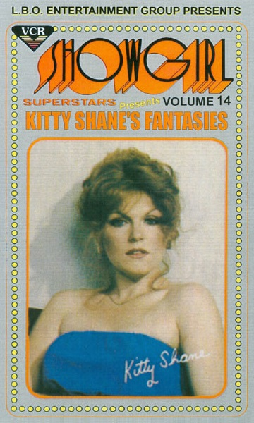 Showgirl Superstars 14 - Kitty Shane's Fantasies