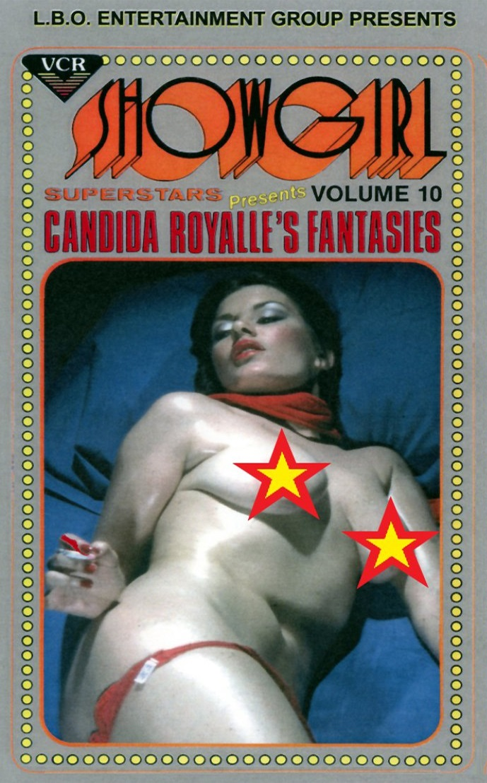 Showgirl Superstars 10 - Candida Royale's Fantasies
