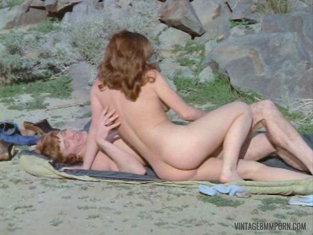 Rene Bond color sex film footage