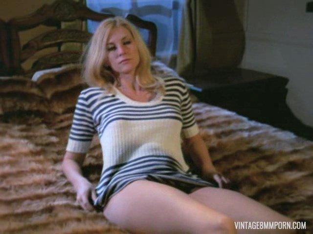 Rene Bond color sex film footage part 2