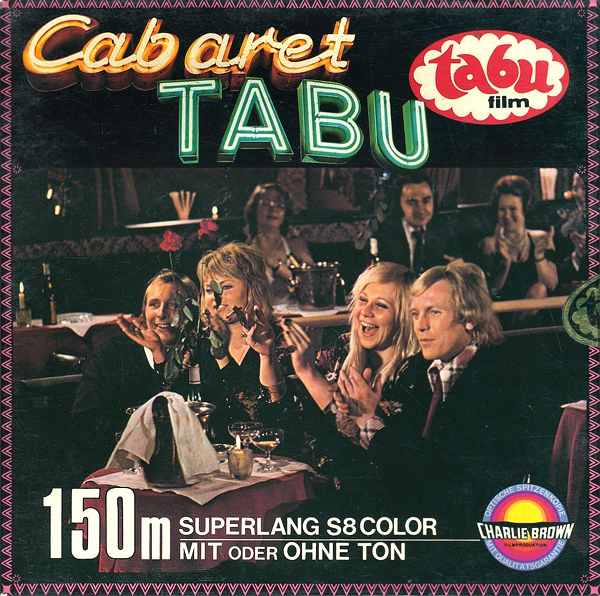 Tabu Film 74 – Cabaret Tabu