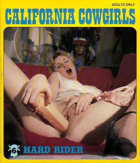 California Cowgirls 6 - Hard Rider