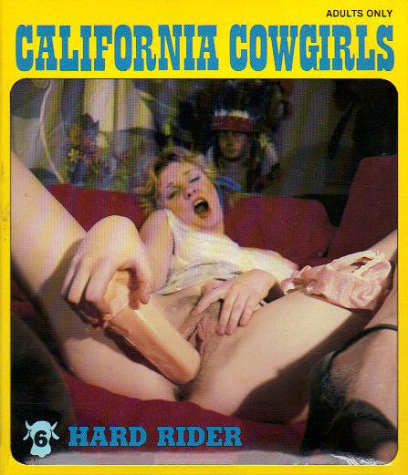 California Cowgirls 6 - Hard Rider