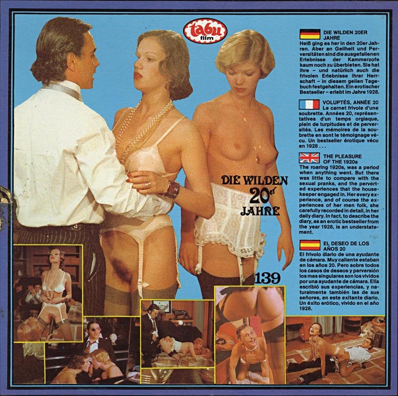 Jahre porno 20er 20er Jahre