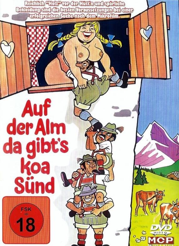 Auf der Alm da gibt's koa Sund (1974)