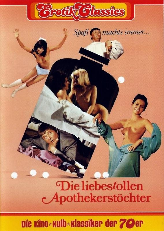 Die liebestollen Apothekerstochter (1972)