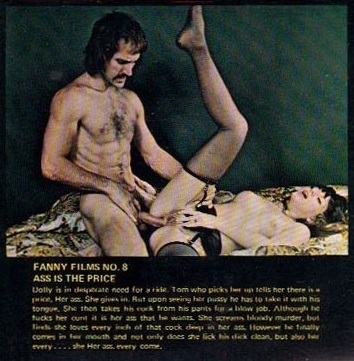 Fanny Films 8 - Ass Is The Price