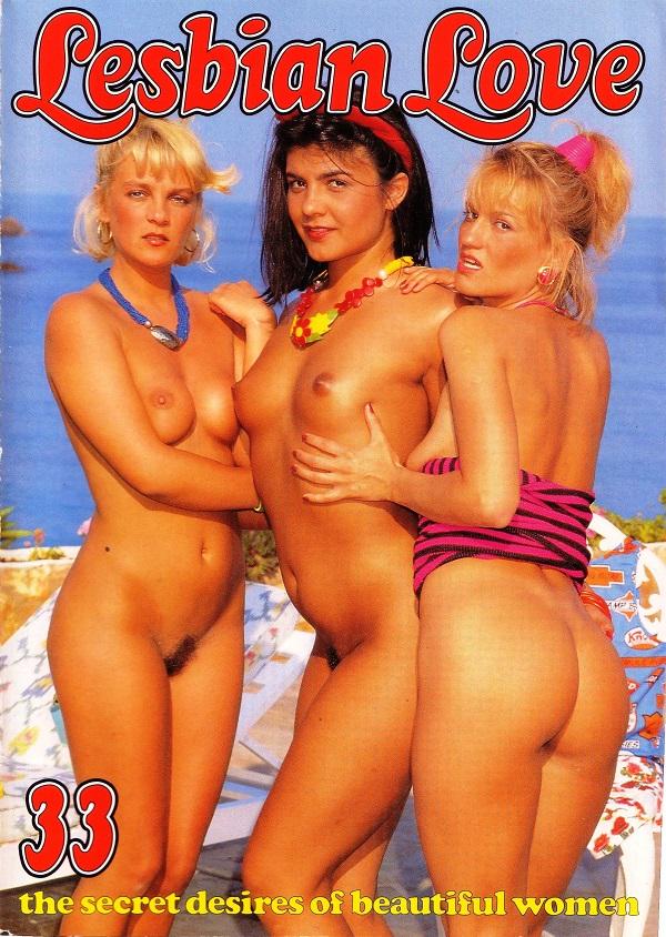 Lesbian Love magazine Pack 1 62