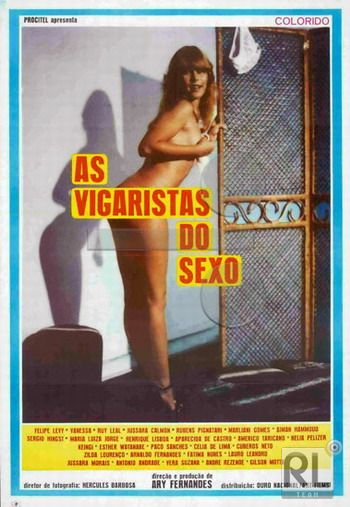 As Vigaristas do Sexo (1982)