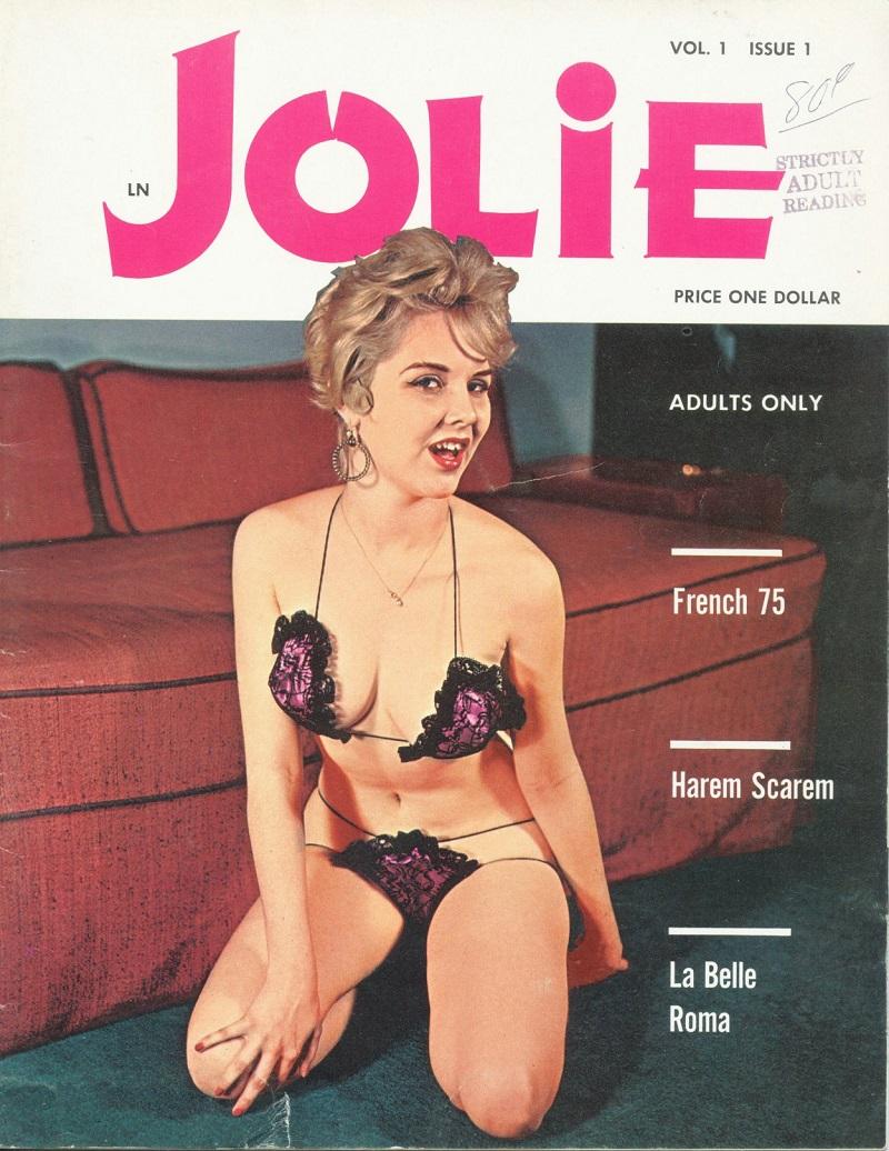 Jolie Volume 1 No 1