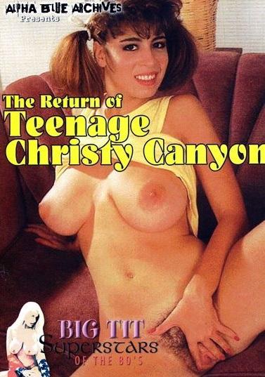 Return of Teenage Christy Canyon (1985)
