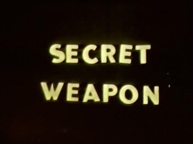 Climax Films - Secret Weapon