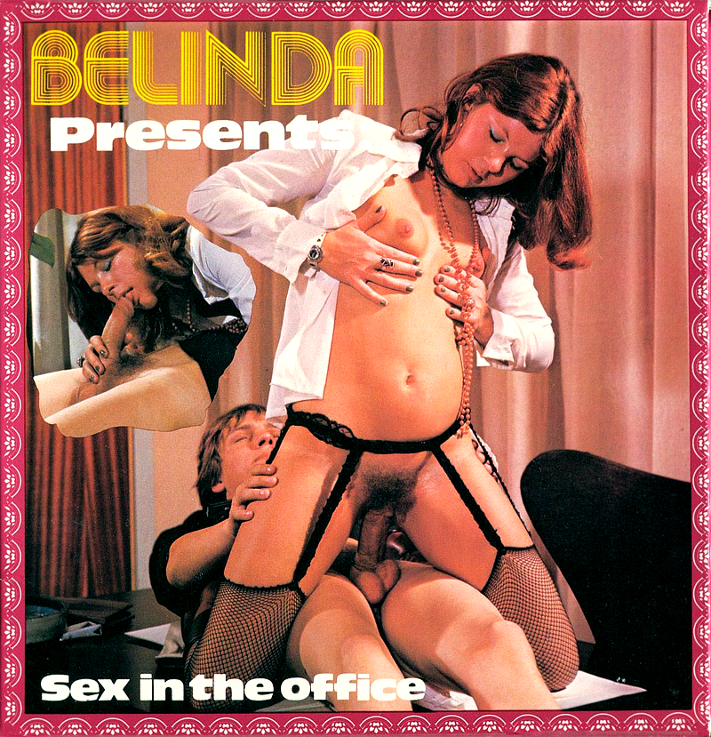 Belinda Film 3 - Sex in the Office