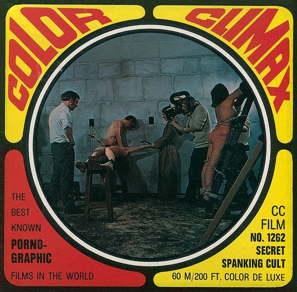 Color Climax Film 1262 – Secret Spanking Cult