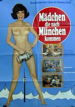 Madchen, die nach Munchen kommen (1972)