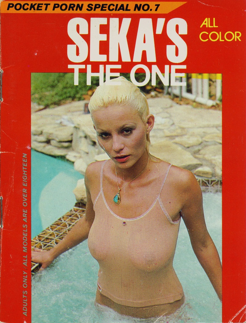 Pocket Porn Special 7 - Seka's The One