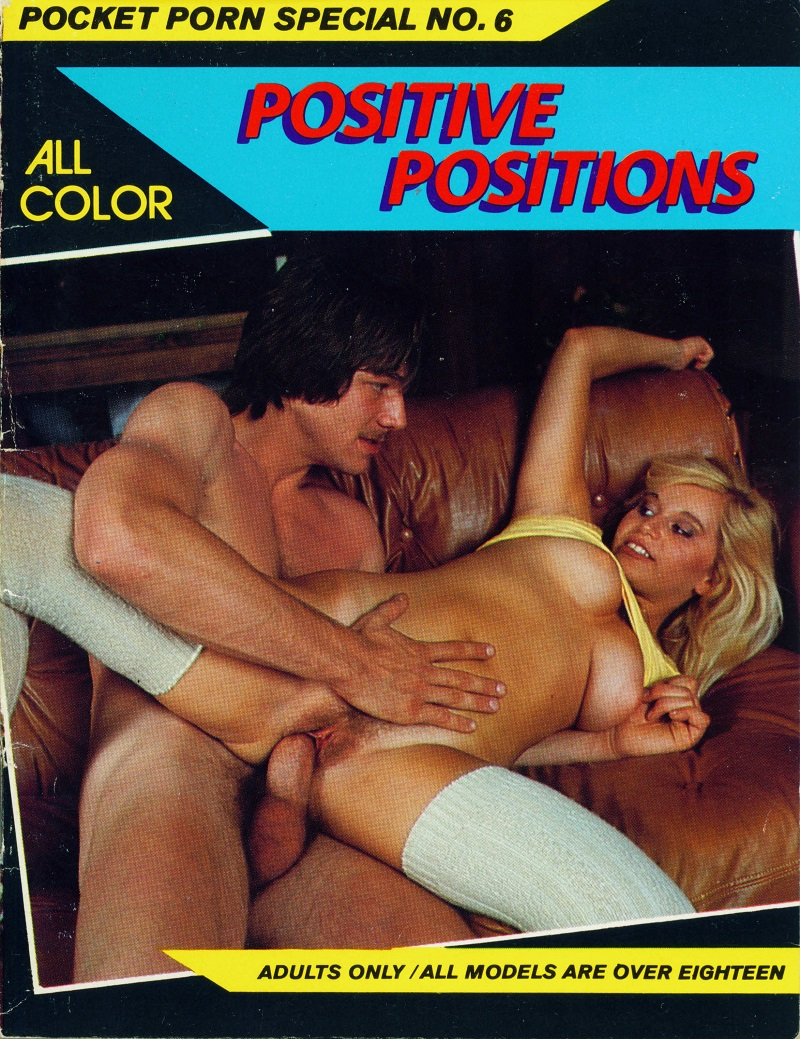 Pocket Porn Special 6 - Positive Positions